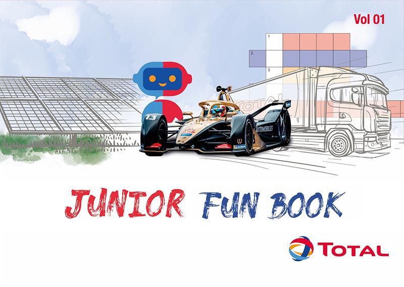 Junior Fun Book