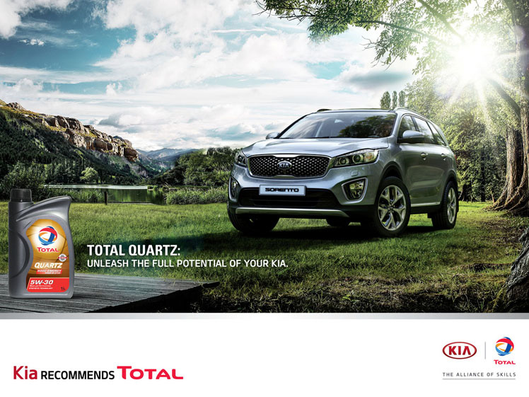 KIA RECOMMENDS TOTAL