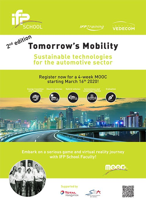 Tomorrow's Mobility and Sustainable Technologies for the Automotive Sector